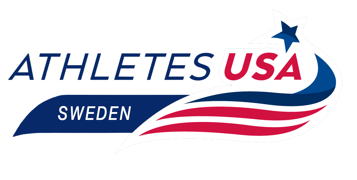 Athletes USA Sweden